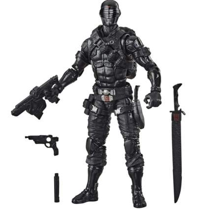 GI Joe Classified Series Snake Eyes