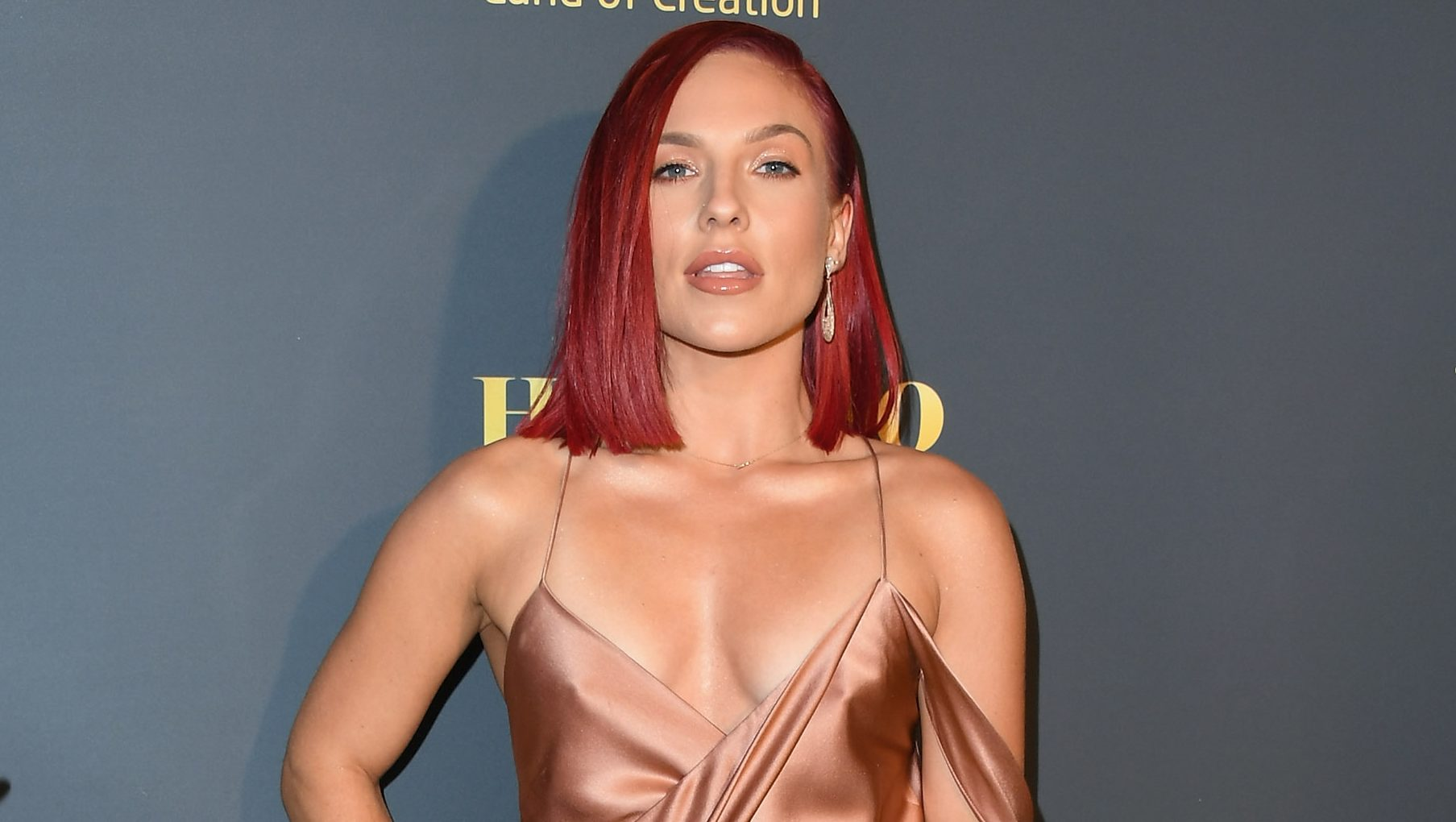 Does Sharna Burgess Have a Boyfriend? Is She Dating Anyone? | Heavy.com