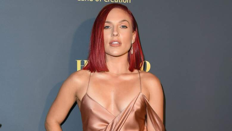 Sharna Burgess The Bachelorette