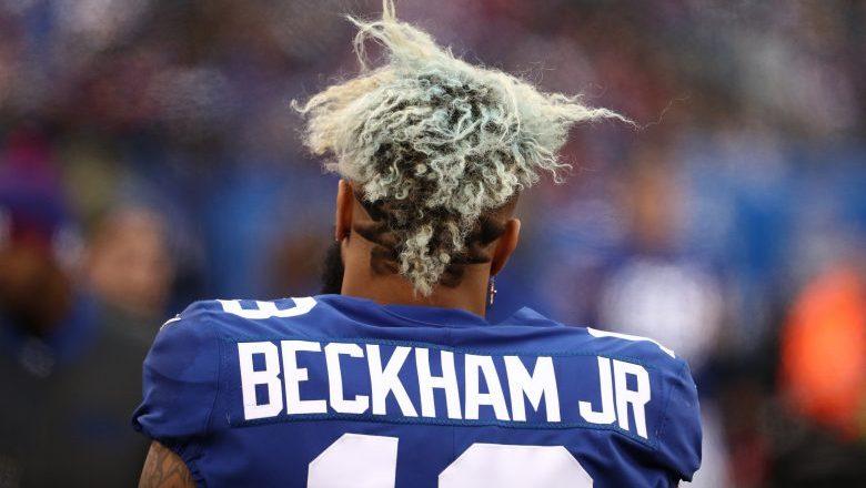 Giants eyeing a trade for Odell Beckham Jr.?