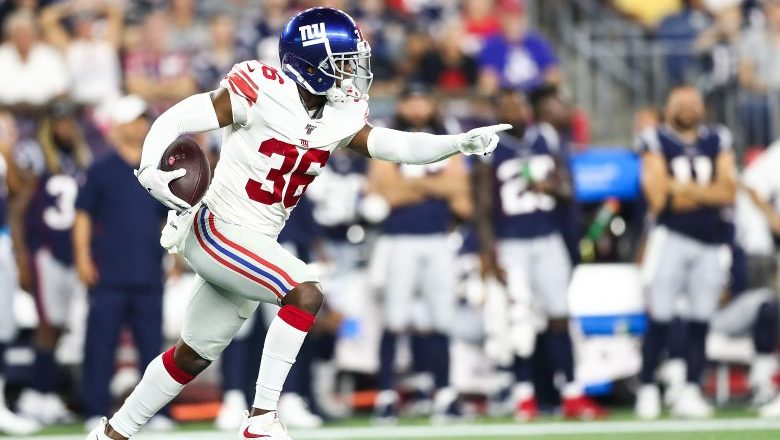 Giants sign Ryan Lewis to active roster, Sean Chandler returns to practice squad