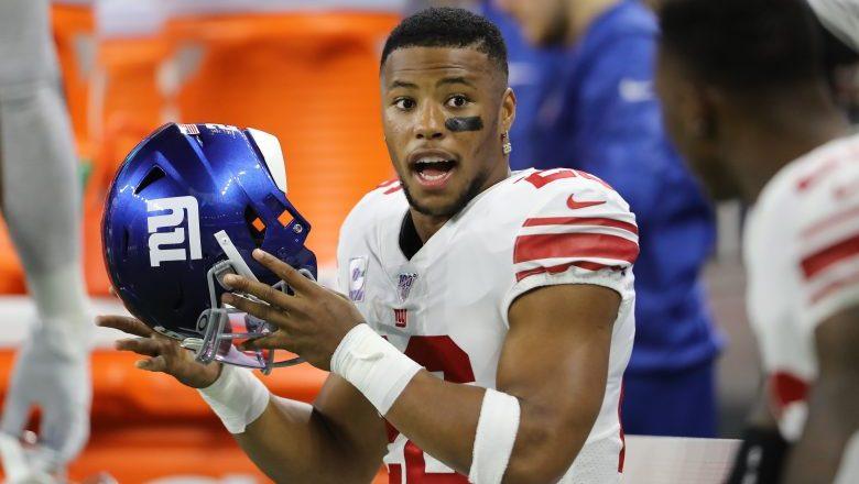 "O.K. Simpson slams ""soft"" Giants, defends Saquon Barkley"
