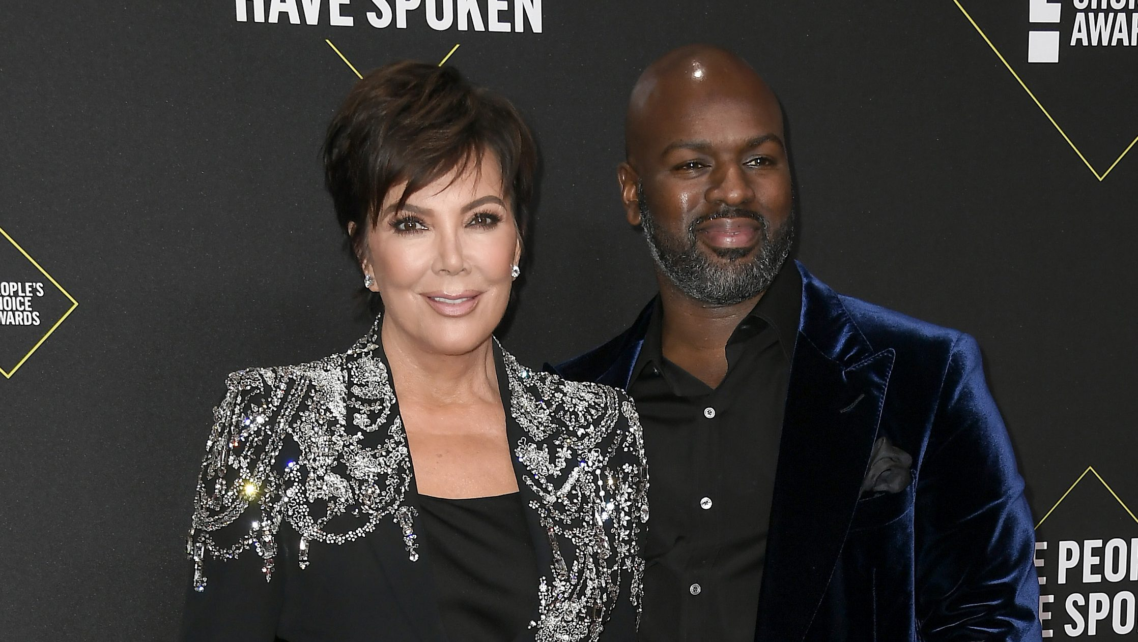 Kris Jenner and Corey Gamble Address Jealousy In Their Relationship