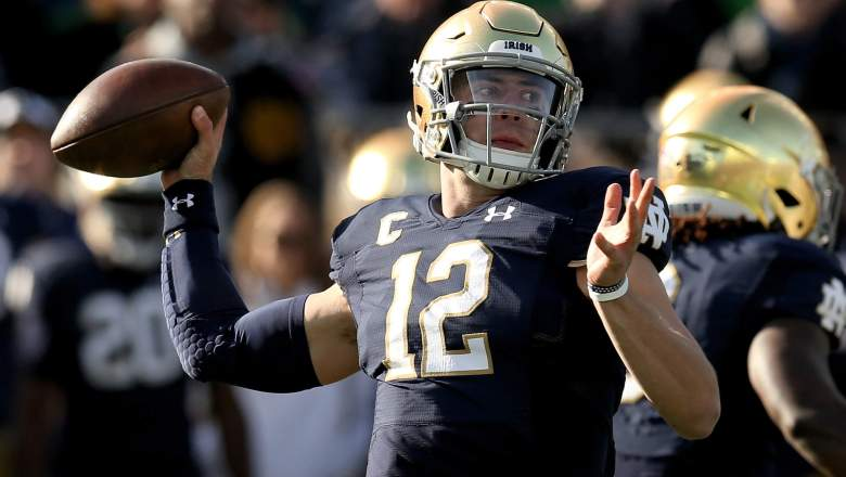 Watch Notre Dame Football Without Cable