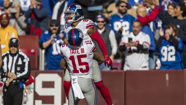 Giants place WR Sterling Shepard on IR
