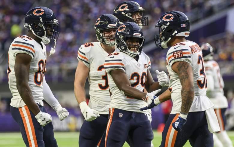 Bears Tarik Cohen contract extension