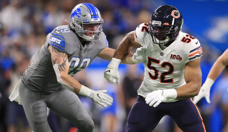 Bears vs Lions betting odds prediction pick