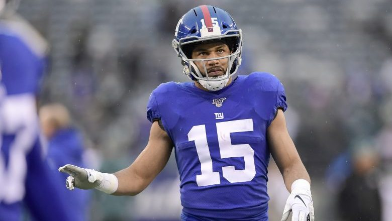 Golden Tate hints at playing in Week 2