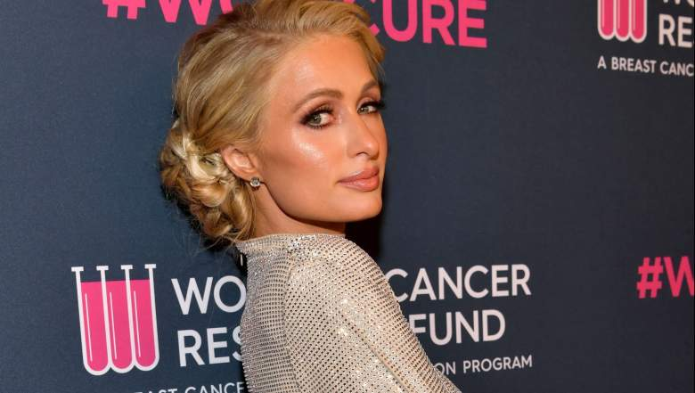 "Paris Hilton attends WCRF's ""An Unforgettable Evening"" at Beverly Wilshire, A Four Seasons Hotel on February 27, 2020 in Beverly Hills, California."