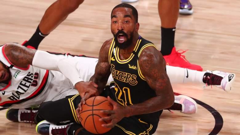 JR Smith, Lakers