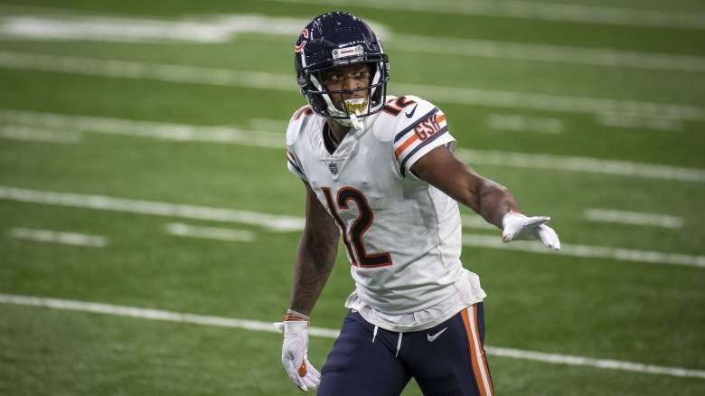 Chicago Bears WR Allen Robinson Instagram