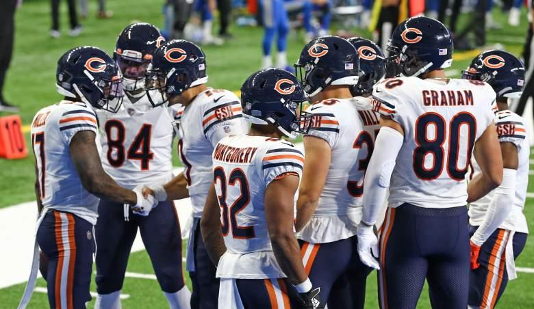 Bears Lions comeback Trubisky