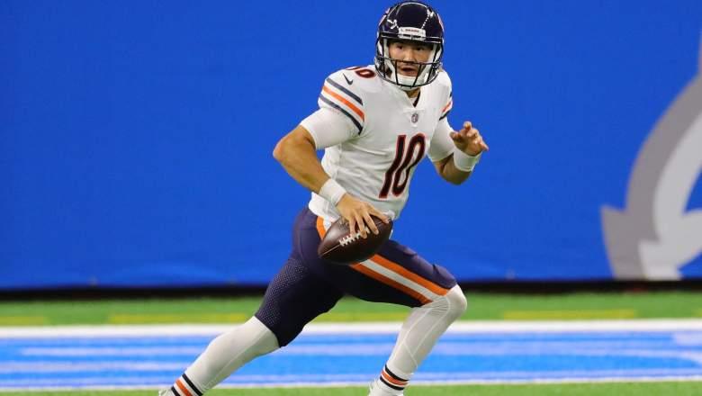 Bears comeback win Lions Trubisky