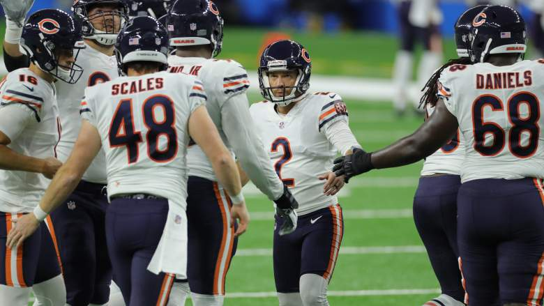 Bears roster moves
