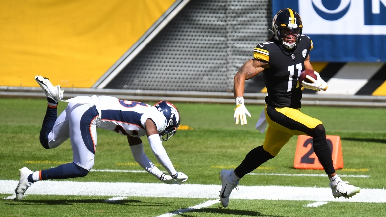 Chase-Claypool-first-NFL-TD