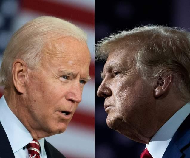 Biden vs Trump Presidential Debate