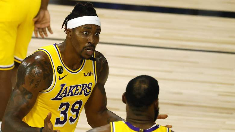 Dwight Howard, not long for Lakers?