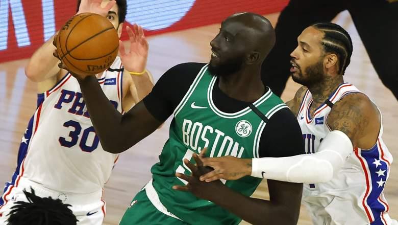 Tacko Fall, Celtics