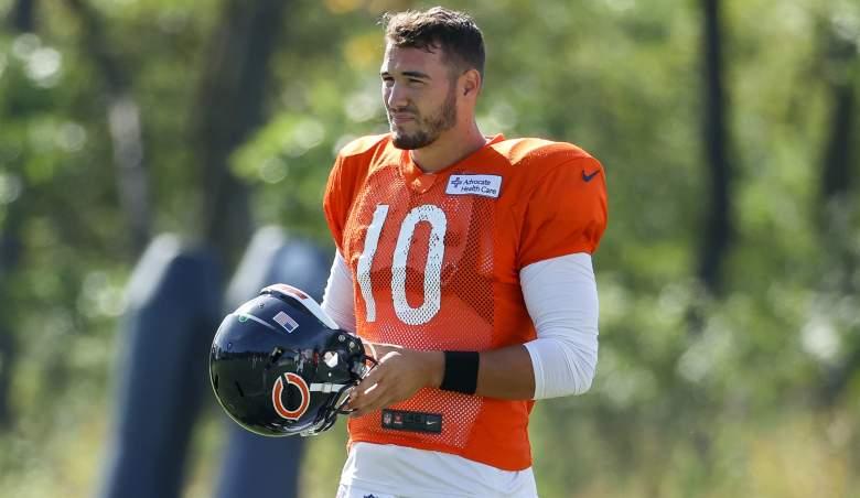 Mitch Trubisky Broncos