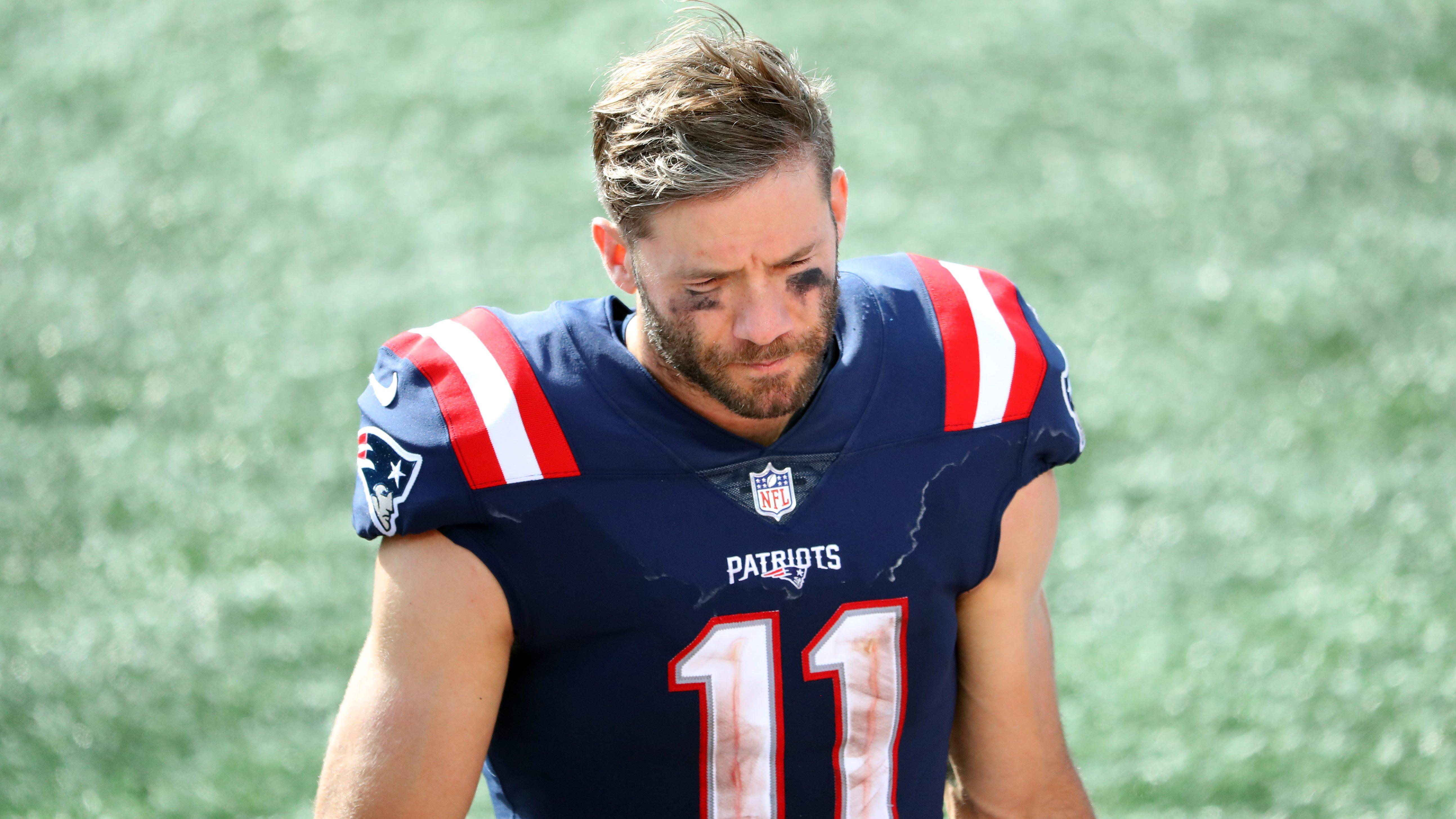 Patriots Injury Report Julian Edelman Update Heavy Com