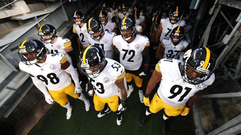 Steelers-tunnel