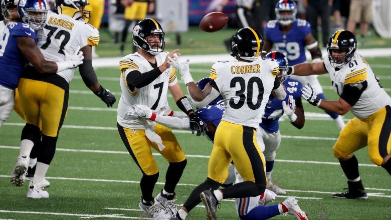 Steelers-Giants