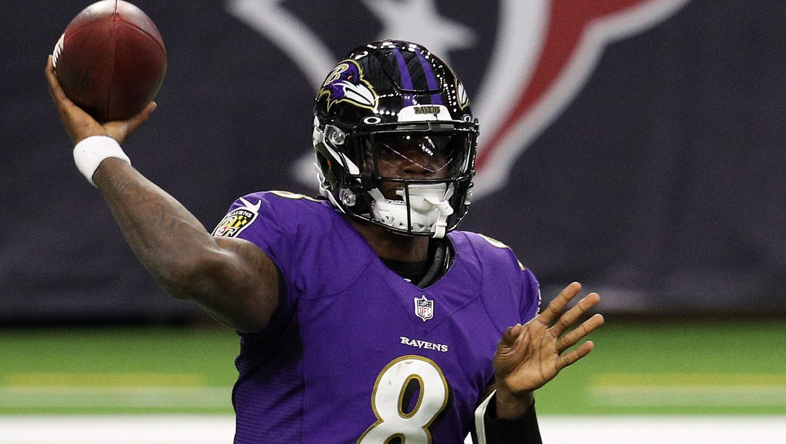 Does Lamar Jackson Have A Wife Is The Ravens Qb Married Heavy Com