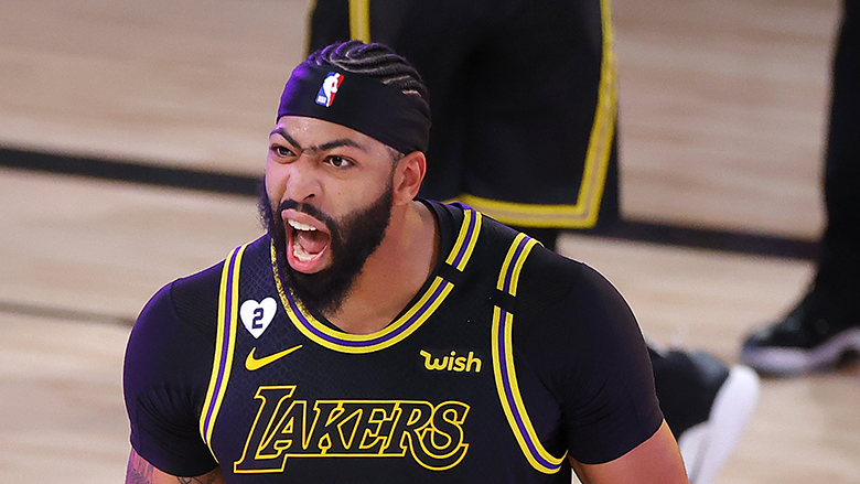 Anthony Davis, Lakers.
