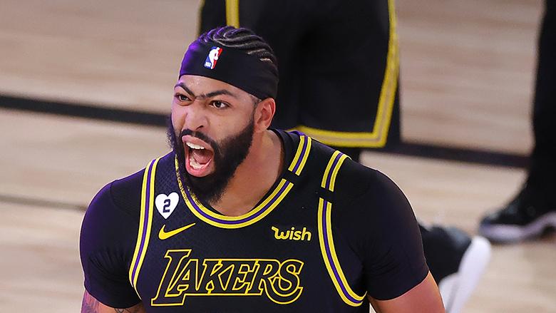 Anthony Davis, Lakers.