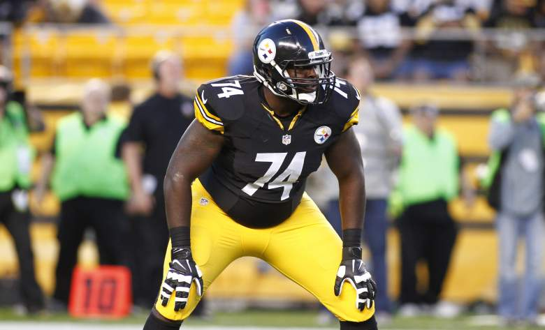 Bears Daniel McCullers Steelers