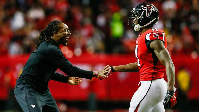 Roddy White Julio Jones