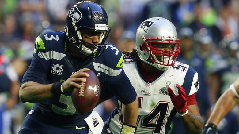 Seahawks vs. Patriots