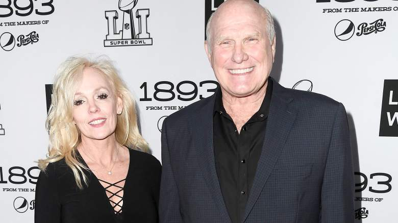 Tammy Bradshaw (L) and TV personality Terry Bradshaw attend LIFEWTR: Art After Dark, including 1893, at Club Nomadic during Super Bowl LI Weekend on February 3, 2017.