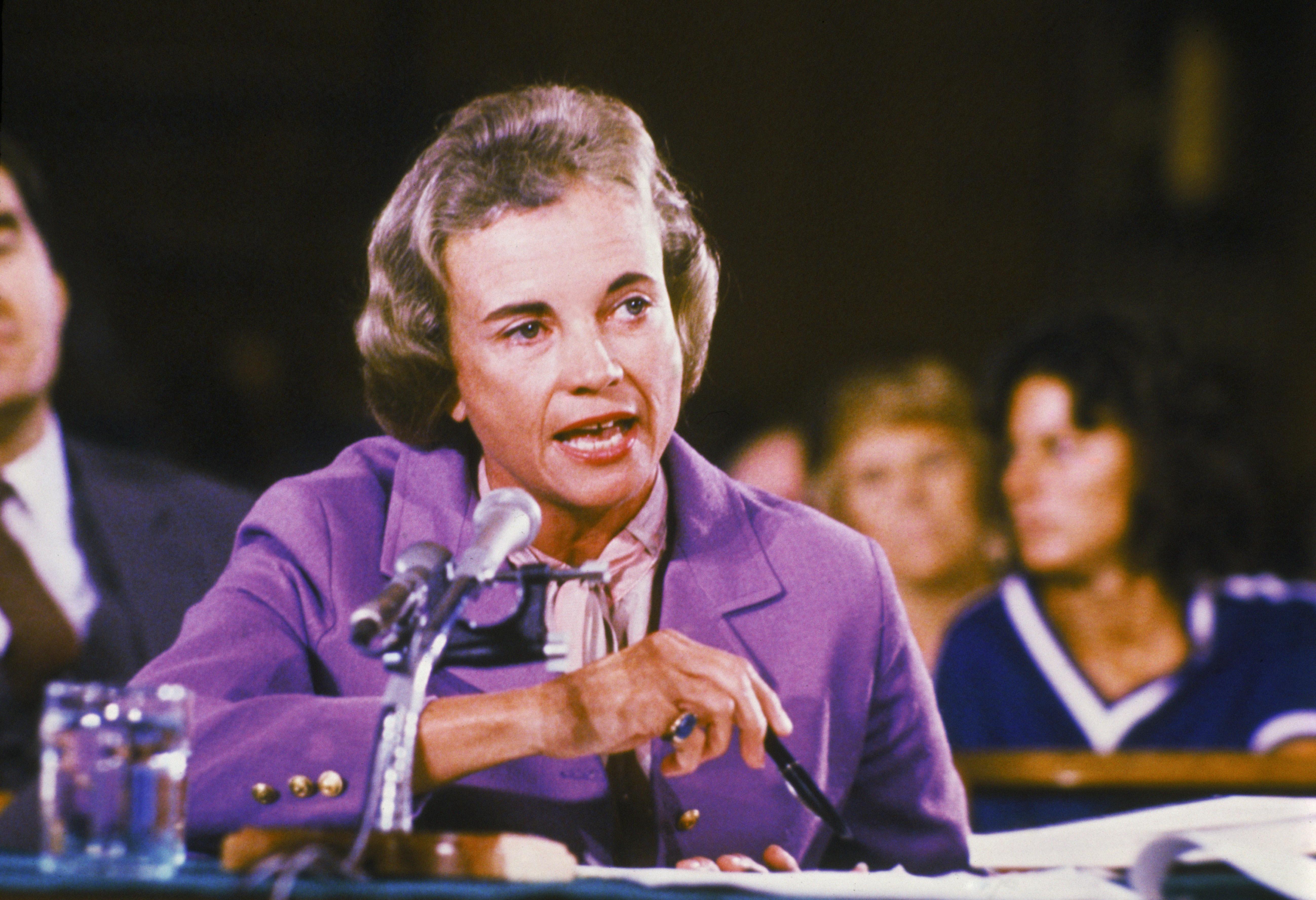 Sandra Day O'Connor 1981