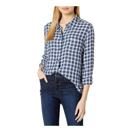 Good Threads plaid shirts for women