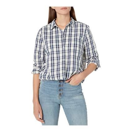 Goodthreads plaid shirts for women