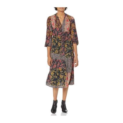 Graham and Spencer patchwork dress