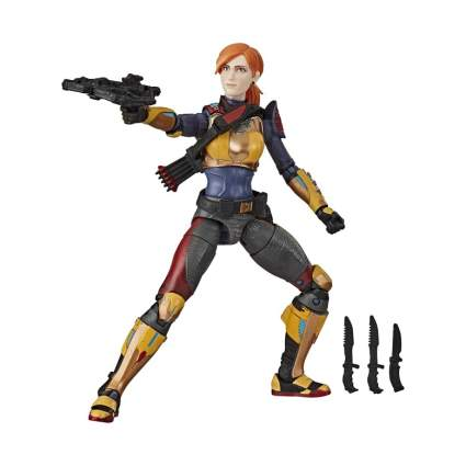 Hasbro GI Joe Classified Series Scarlett