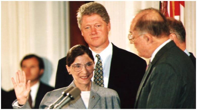 Hillary Clinton Ruth Bader Ginsburg