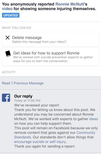 ronnie mcnutt facebook