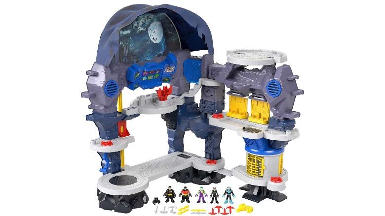Imaginext Super Surround Batcave