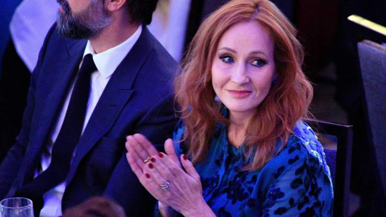 J.K. Rowling death