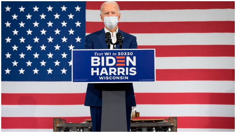 Joe Biden wisconsin