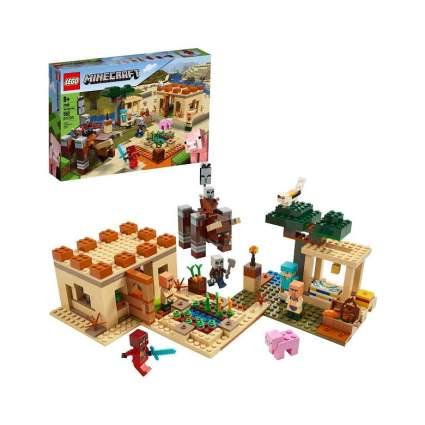 LEGO Minecraft The Illager Raid