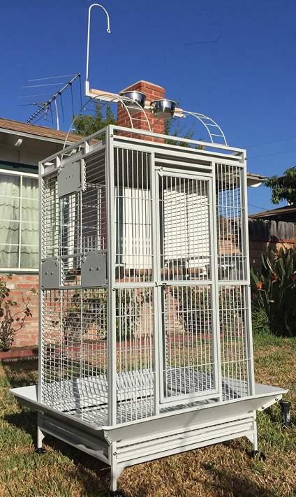 Larger birdcage for list