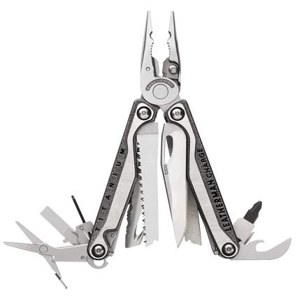 leatherman titanium multitool