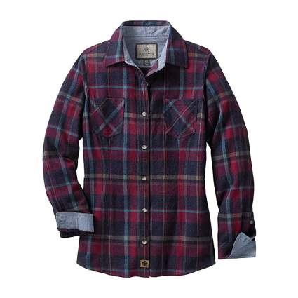 Legendary Whitetails plaid shirts for women