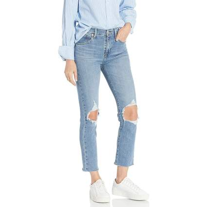 Levi's 724 High Waisted Jeans
