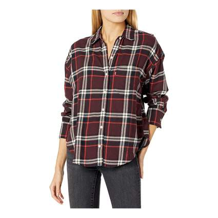 Levi's Plaid Shirt