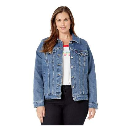 Levi's Plus Size Denim Jacket